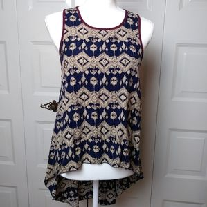 Charlotte Russe Tops - Charlotte Russe Sleeveless Shirt Size Medium